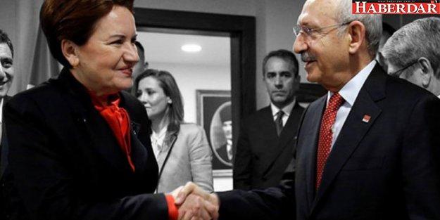 CHP ve İYİ Parti'den ittifak protokolü