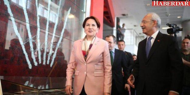 CHP ve İYİ Parti ittifakında yeni iller