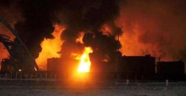 Çimento Fabrikasında Patlama: 3 Ölü, 2 Yaralı