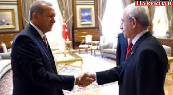 Cumhurbaşkanı Erdoğan'dan Kılıçdaroğlu'na kongre tebriği