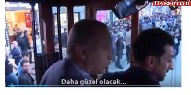 Cumhurbaşkanı Erdoğan'ın 'Her şey çok güzel olacak' diyen kadına yanıtı gündem oldu