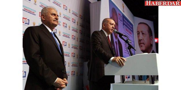 Cumhurbaşkanı Erdoğan, İstanbul'da Neden Yıldırım'ın Aday Gösterildiğini Açıkladı