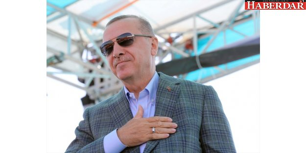 Cumhurbaşkanı Erdoğan: İstanbul-İzmir arası 3.5 saate düşecek