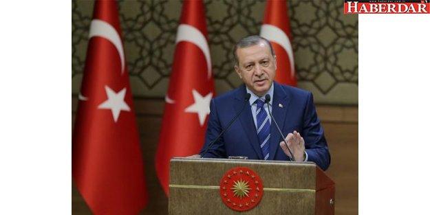 Cumhurbaşkanı Erdoğan: Ülkesine ve milletine acımayana bizim acıma hakkımız yoktur