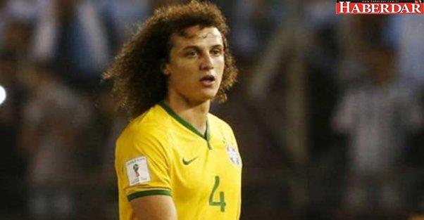 David Luiz Paris'e döndü!