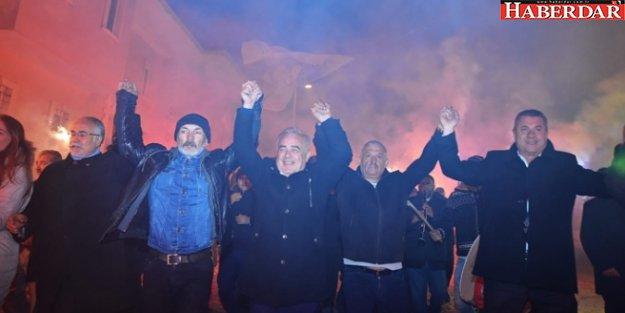 Değirmenci'ye Selimpaşa'da muhteşem karşılama