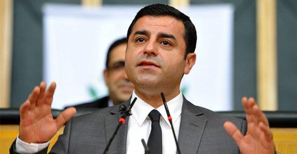 Demirtaş bombaladı: 'HDP'yi durdurma porpagandası yürüttüler'