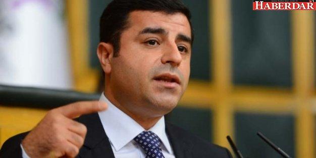Demirtaş'tan Antepli milletvekillerine: gelin taziyede bir olalım