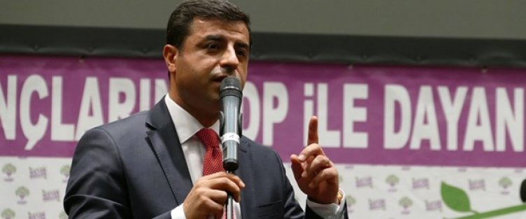 Demirtaş'tan CHP'ye koalisyon sinyalleri