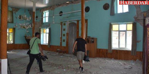 Denizli'de depremin yaraları sarılıyor