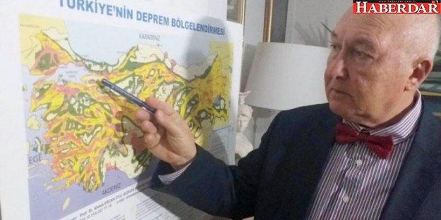 Deprem profesöründen korkutan İstanbul uyarısı