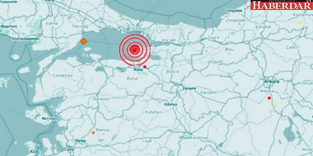 Depremle ilgili korkutan uyarı!