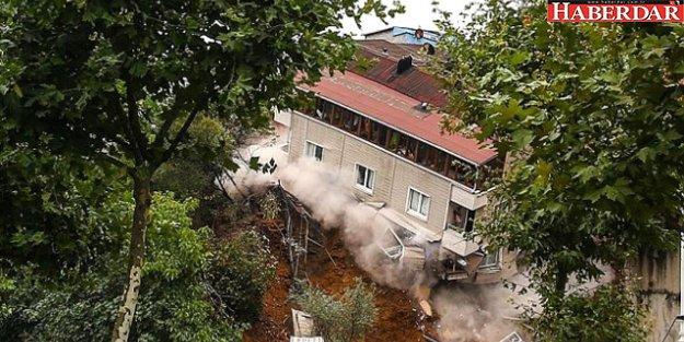 Dere Tepe İstanbul Çöküyor Mu?