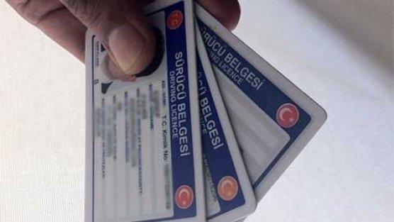 Dikkat ehliyetiniz yanabilir!