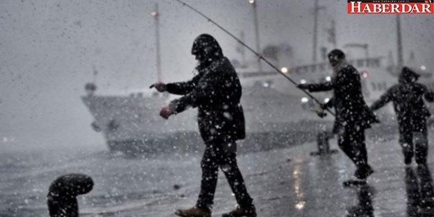 DİKKAT: İstanbul'da kar alarmı! 1 saat içinde...