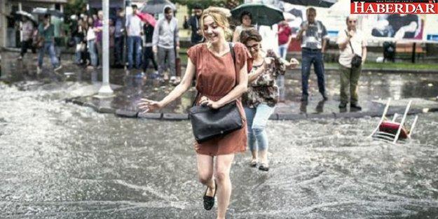 Dikkat! Meteoroloji'den İstanbul için uyarı geldi