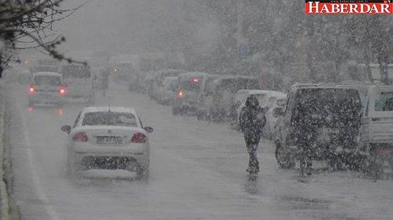 Dikkat! Meteoroloji İstanbul'daki hava durumu için saat verdi