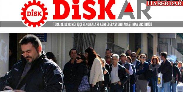 DİSK'ten 'Türkiye İşçi Sınıfı Gerçeği' Araştırması