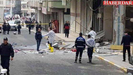 Diyarbakır'da patlama! Çok sayıda ekip bölgeye sevk edildi