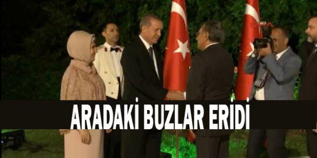 Doğan Grubu'nun Erdoğan'la buzları eridi