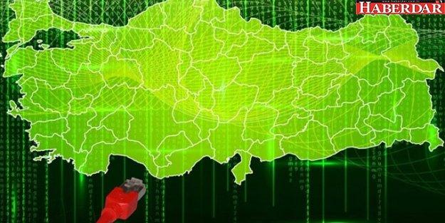Doğu ve Güneydoğu'daki Birçok İlde İnternet Kesildi