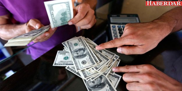 Dolarda Yeni Tarihi Rekor! 3.3844 Lira
