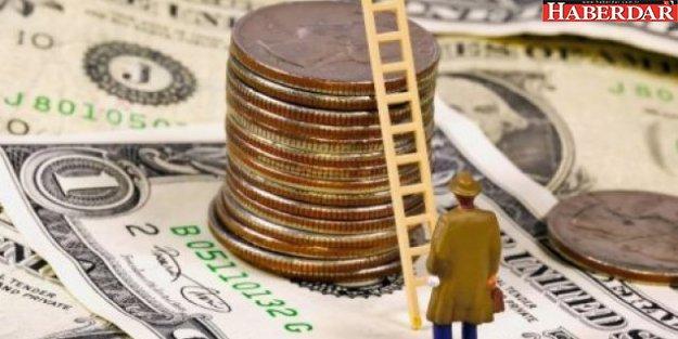 Dolar/TL düşüşü sonlandırarak yükselişe geçti