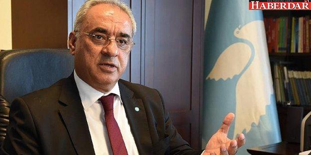 DSP Genel Başkanı Aksakal: Biz bu ittifaka oy vermek zorunda mıyız?