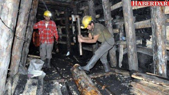 Edirne'de madende göçük: 1 ölü