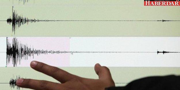 Ege Denizi depremlerle sarsıldı