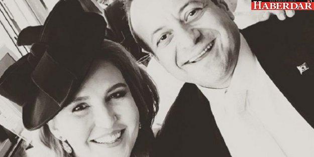 Egemen Bağış'ın eşi: Söylersem yer yerinden oynar
