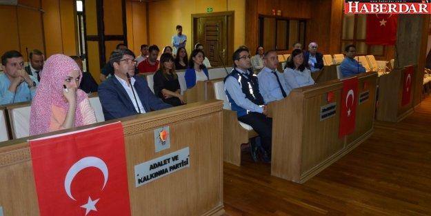 Eğitim semineri verildi