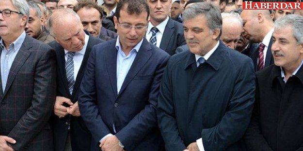 Ekrem İmamoğlu, 'Abdullah Gül'ün Adayı mısınız?' Sorusuna Yanıt Verdi