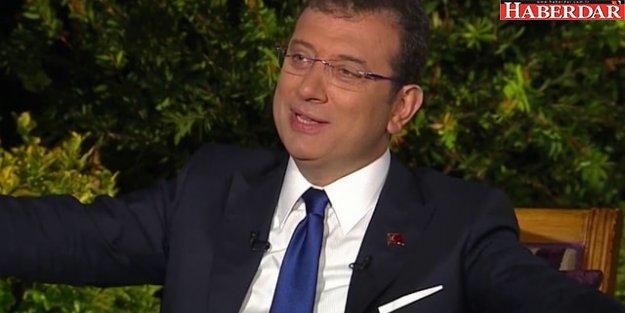 Ekrem İmamoğlu: Erdoğan bize teşekkür etmeli
