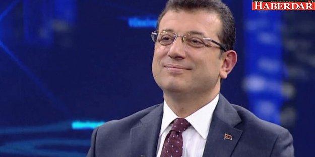 Ekrem İmamoğlu: 'Meclis Başkanı olarak çıktı ben kazandım'