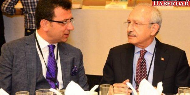 Ekrem İmamoğlu'ndan Kılıçdaroğlu'na 'aday' çağrısı