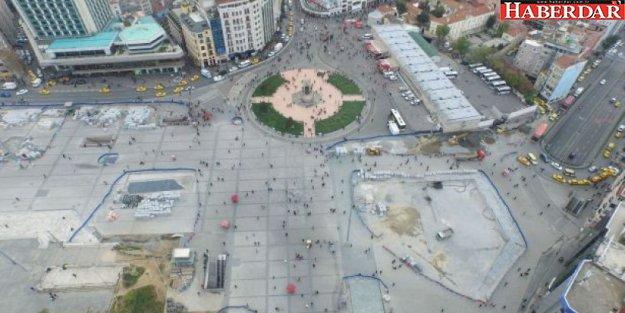 Ekrem İmamoğlu'ndan 'Taksim Meydanı' açıklaması geldi!