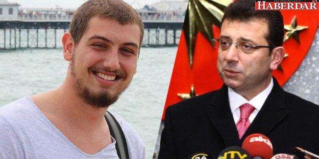 Ekrem İmamoğlu'nun oğlundan yanıt: Bu yüzden liderimsin