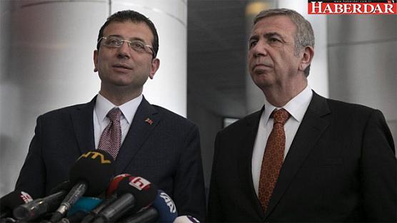 'Ekrem İmamoğlu ve Mansur Yavaş'a kumpas'