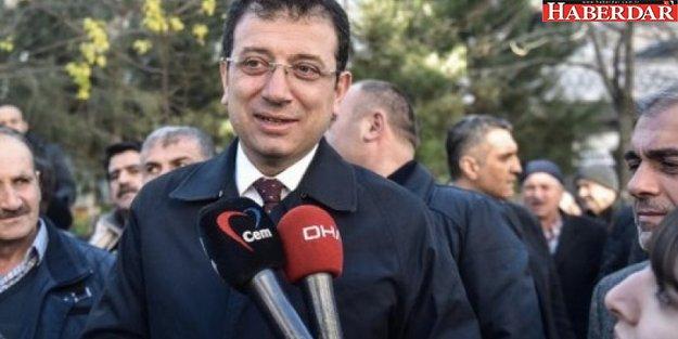 Ekrem İmamoğlu'ndan CHP'deki aday tartışmalarıyla ilgili ilk değerlendirme