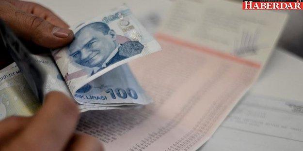 Emekliye 191 lira zam formülü
