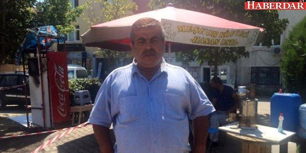 Engelli Köftecinin 'Ekmek Teknesi' Üçüncü Kez Kundaklandı