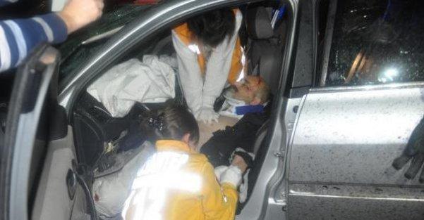 Engelli Sürücü Dehşet Saçtı: 1 Ölü, 3 Yaralı