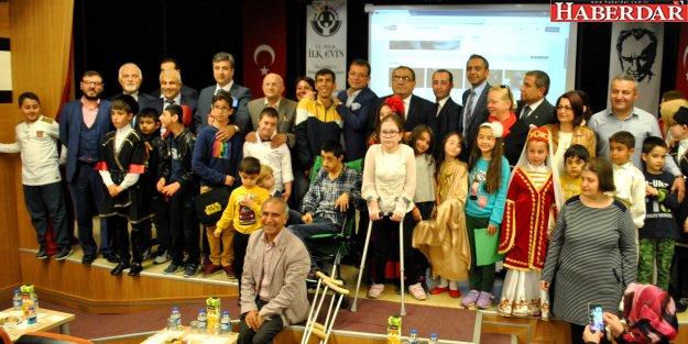 Engelliler Haftası'na İlkevin damgası