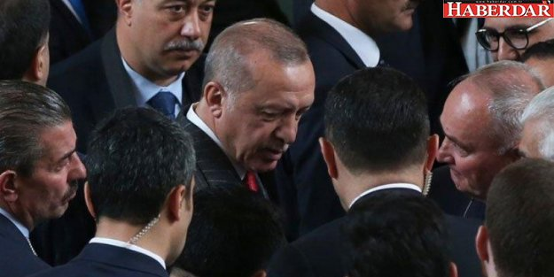 Erdoğan: Adayımız Binali Yıldırım'dır