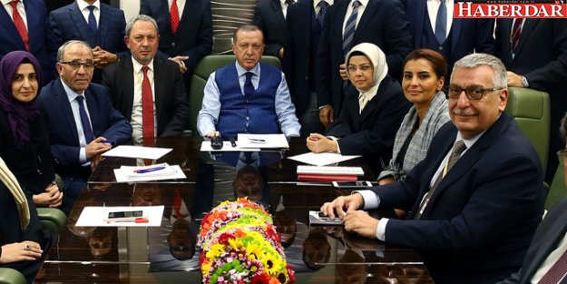 Erdoğan, 'Başkanlar Dokunulmaz Değil' Deyip Operasyon Sinyali Verdi