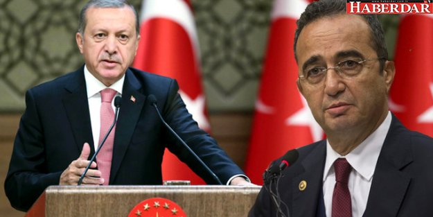 Erdoğan, CHP Sözcüsü Bülent Tezcan Hakkında Suç Duyurusunda Bulundu