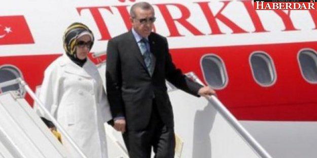 Erdoğan gidiyor