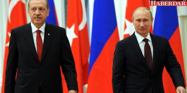 Erdoğan ile Putin Anlaştı, Suriye İçin Astana'da Görüşecekler