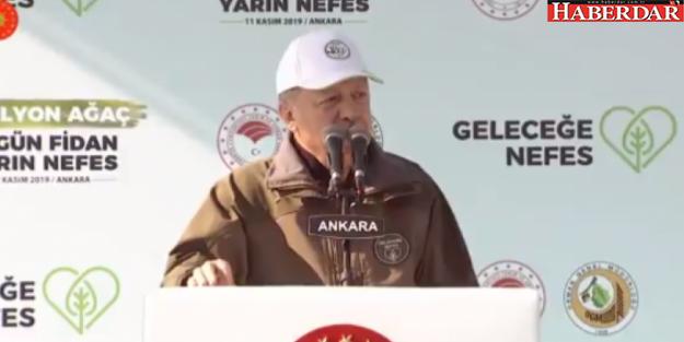 Erdoğan İmamoğlu#039;nu hedef gösterdi